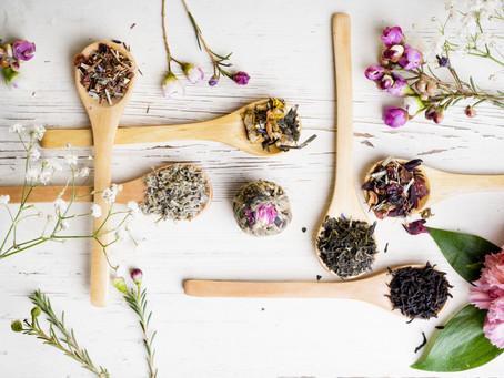 Spring Revitalizing Herbal Tea