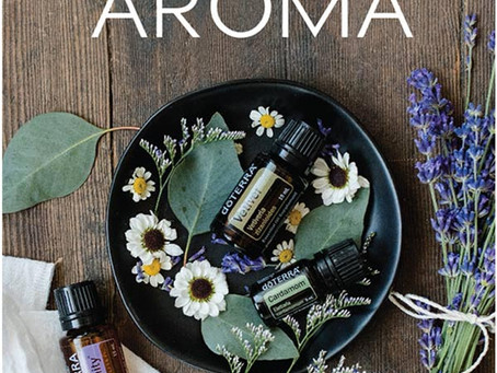 My love affair with essential oils....