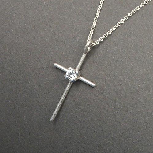 Diamond Line Cross