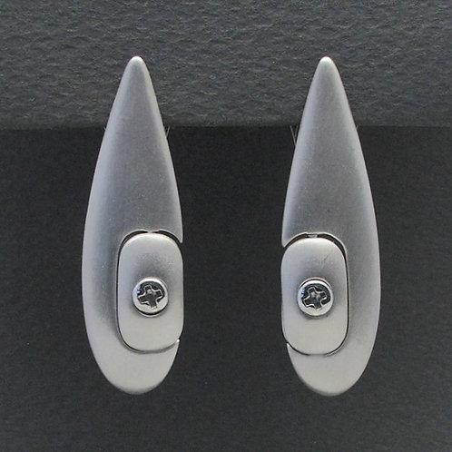 Inox earrings