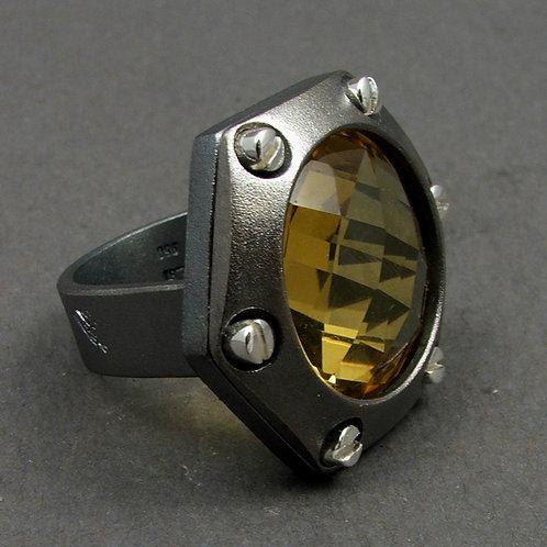 Screws Black Ring