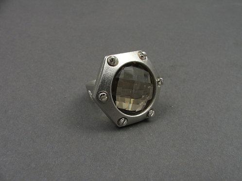 Screws White Ring