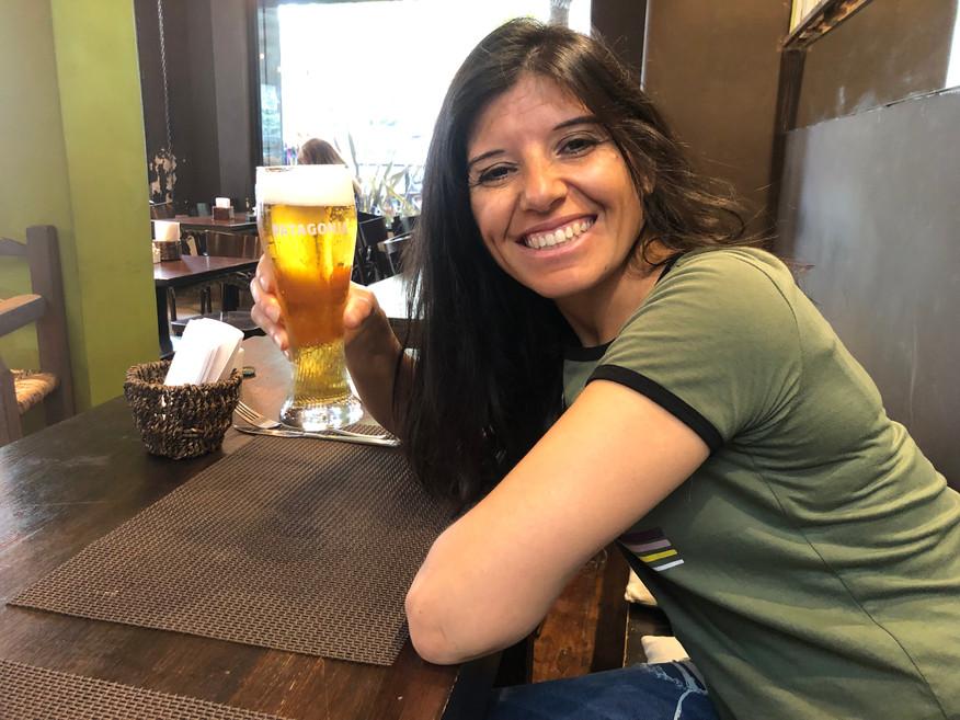 Tienes Cerveza ?