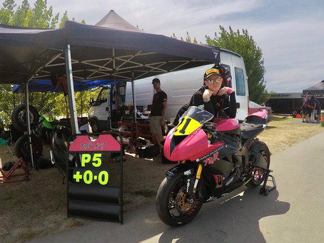 5 Business Lessons from a Top SuperBike Rider