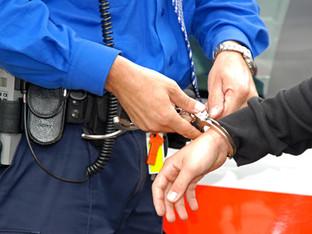 Einbrecher auf frischer Tat ertappt - sie sind 16