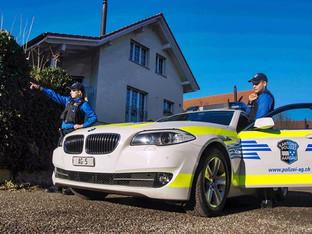 Bad Zurzach / Aarau: Auseinandersetzungen mit Polizeieinsätzen
