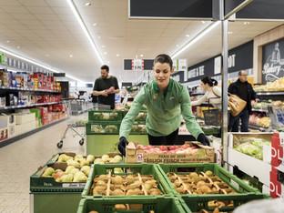 Rekordumsatz mit Lebensmitteln im Schweizer Detailhandel