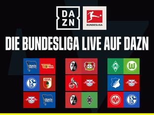 DAZN sichert sich im neuen Deal mit Discovery Bundesligarechte für 2020/21