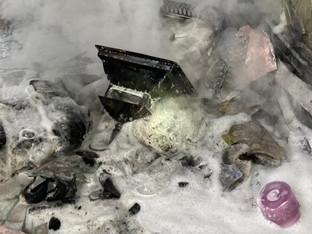 Meisterschwanden: Brand wegen vergessener Kerze