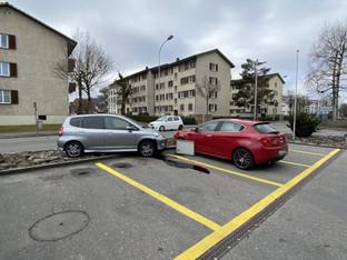 Lenzburg: Auf Lernfahrt Gas- und Bremspedal verwechselt