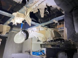 Wohlen: Küchenbrand verursachte hohen Sachschaden