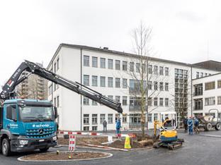 Aarau: KSA eröffnet Einfahrt Südallee