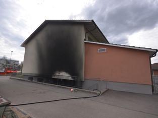 Biberist: Sporthalle «Bleichematt» wurde angezündet - grosser Sachschaden