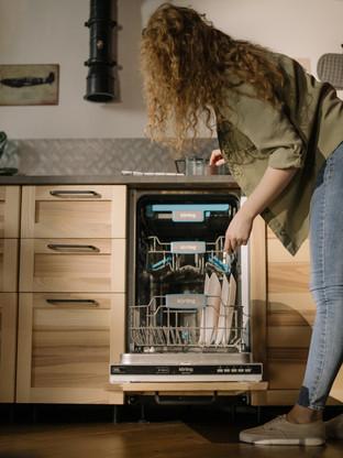 Homeoffice-Trend fordert Spül- und Waschmaschine