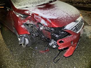 Untersiggenthal: 24-Jähriger fuhr in Kandelaber