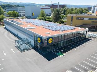 Lidl Schweiz plant Filialen mit der Empa