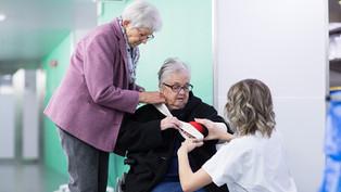 Notfallpraxis am Kantonsspital Olten gibt's seit 10 Jahren. Eine Erfolgsgeschichte!
