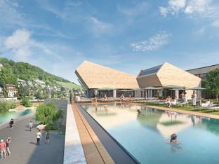 FORTYSEVEN: Das Badener Thermalbad wird zur Wellness-Therme