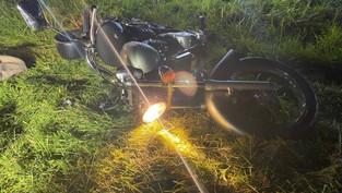 Möhlin: 18-Jähriger stürzte mit Motorrad - ins Universitätsspital eingeliefert