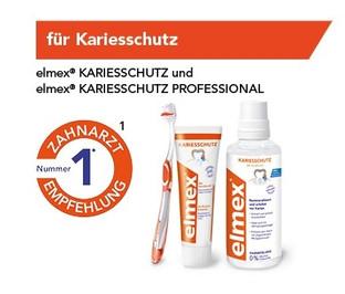 Zahnhygiene mit elmex®: Von Schweizer Zahnärzten empfohlen