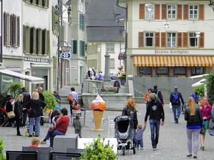 Zofingen: Restaurants dürfen in der Altstadt auch im Winter mehr Platz einnehmen