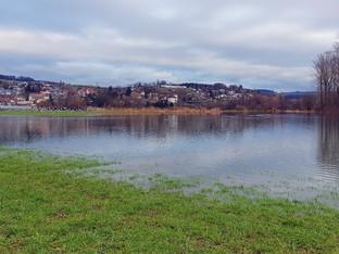 Hochwasser: Jetzt kommt noch mehr Regen