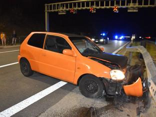 Hägendorf: Auf der Belchenrampe der A2 gab es bei Unfall drei Verletzte