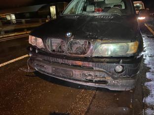 Lenzburg: Autofahrerin nach Unfall davon gelaufen