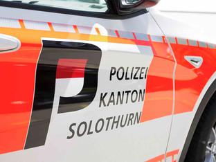 Kanton Solothurn: Vorsicht vor «falschen Polizisten»