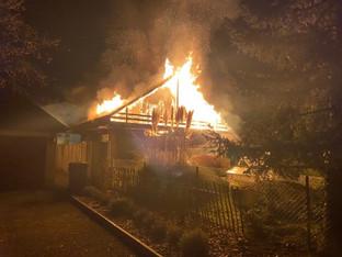 Brandnacht im Aargau: Familie hat Hab und Gut verloren