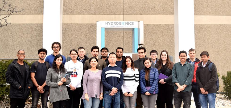 Hydrogenics Site Tour