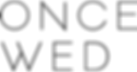 once wed logo.png