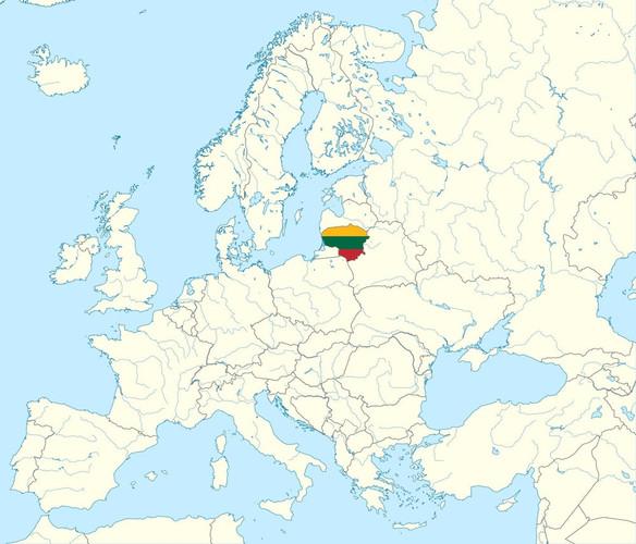北欧・バルト三国・リトアニア