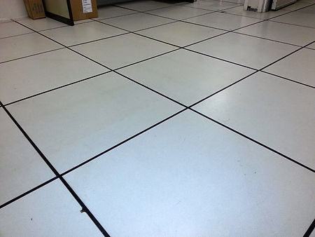 datacenter floor surface cleaning