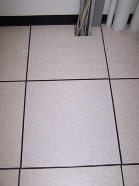 Data Center floor and panel repair