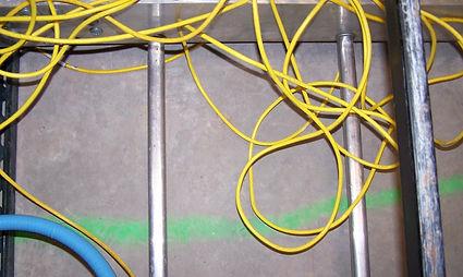 Data Center Cleaning underfloor plenum