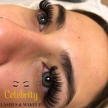 Mink Eyelash extensions palm beach