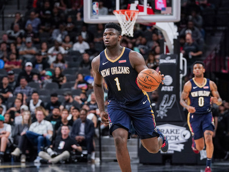 2019-20 NBA Team Preview Series: New Orleans Pelicans