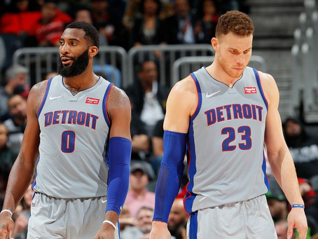 2019-20 NBA Team Preview Series: Detroit Pistons