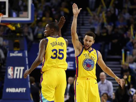 2018 NBA Playoff Preview: Golden State Warriors