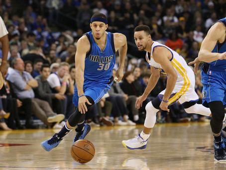 NBA 5 Best Bargain Free Agents: Seth Curry (1 of 5)