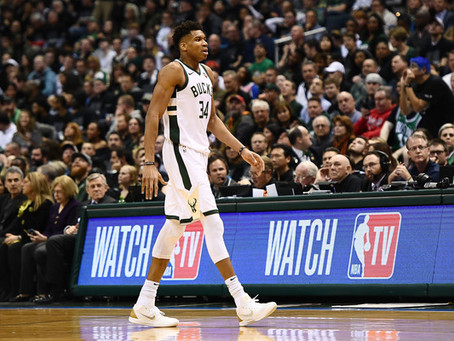 2018-19 Off the Glass Breakout Player Series: Giannis Antetokounmpo
