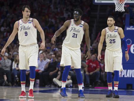 Hot Take Marathon: Philadelphia 76ers, Not a Top Three Seed