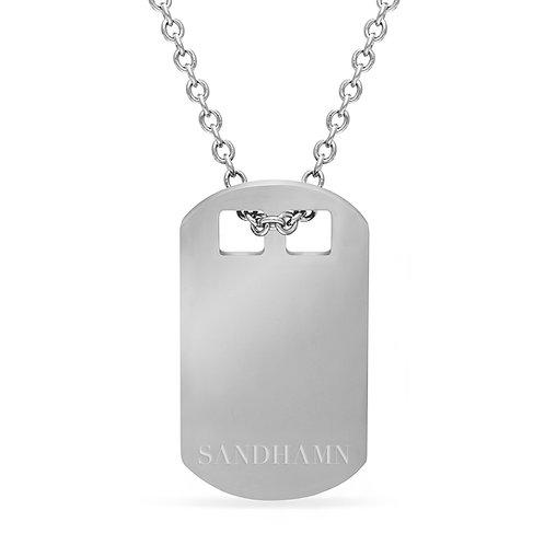 Granite Grey Necklace