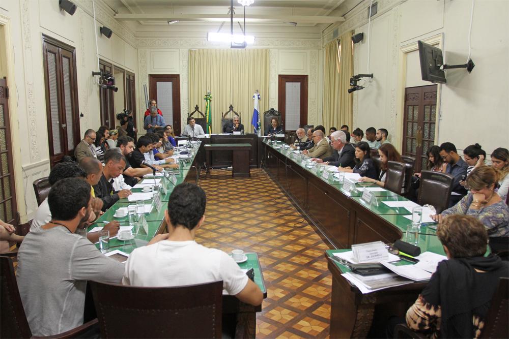 Comissão de Educação da ALERJ - Gustavo Tutuca
