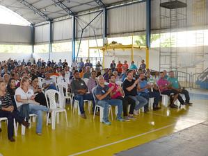 Tutuca reúne diversas lideranças de todo o estado