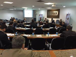 Fórum Nacional do Consecti em Salvador