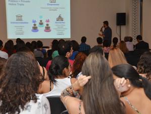 Tutuca participa da abertura do X Colóquio Técnico-Científico do UniFOA