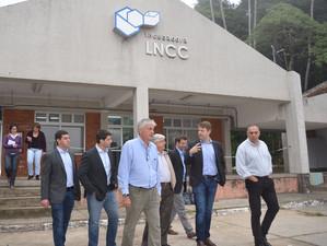 Visita ao Parque Tecnológico e ao LNCC em Petrópolis