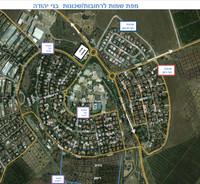 מפת רחובות